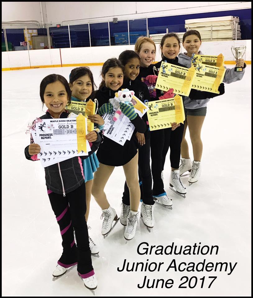 Congratulations to the 2017 Junior Academy Graduates!
