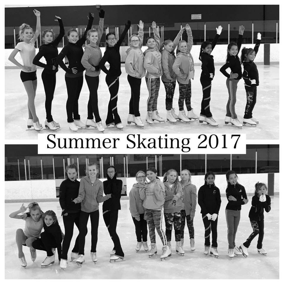 Summer Skating 2017 has Officially Started!!