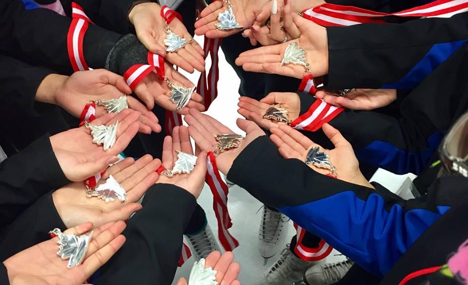 Congratulation IceSymmetrix Juvenile & Pre-Novice Teams!!