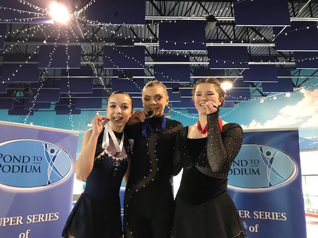Sky Pickering, Irena Janicijevic & Emily Taylor